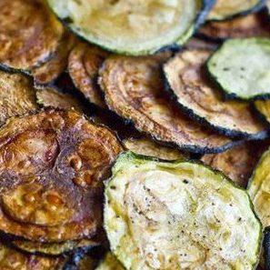 zuchinni chips