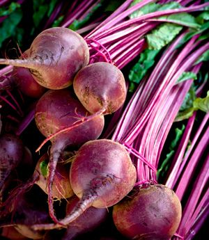 Beets are made to be eaten fresh