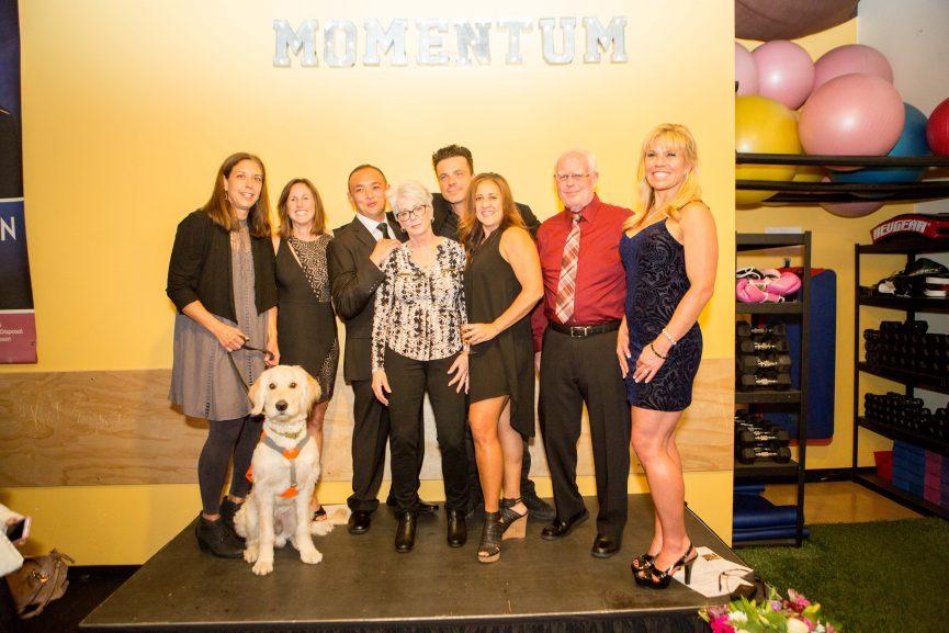 2016 Mo-Mentum Fitness Fitspiration Gala