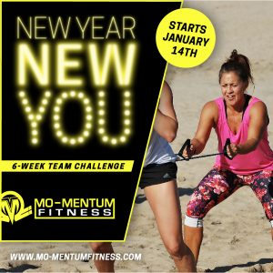 New Year, New You Fat Loss Challenge 2017