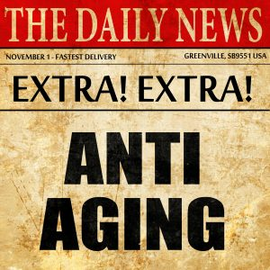 Your actions play a huge role in anti-aging